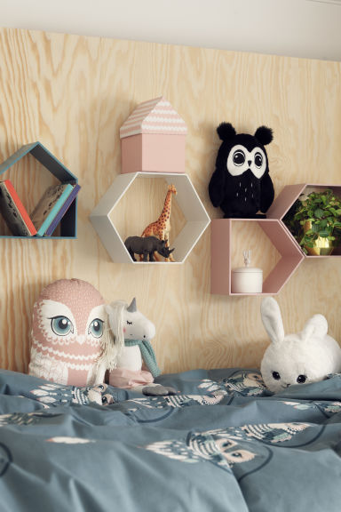 Knuffeldier - Wit/eenhoorn - HOME | H&M BE