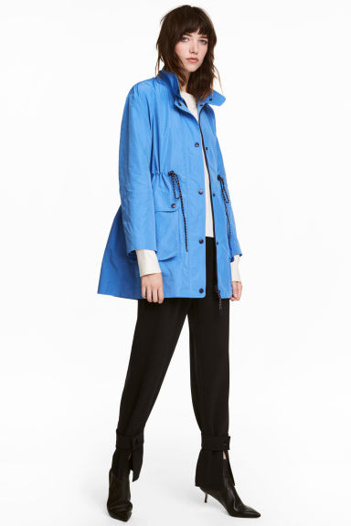 Jacket - Light blue -  | H&M CN 1