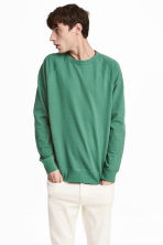 Sweatshirt with raglan sleeves - null - Men | H&M CN 1