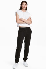 Joggers - Black - Ladies | H&M CA 1