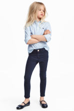 Superstretch Skinny Fit Jeans - Bleu denim foncé - ENFANT | H&M FR 1