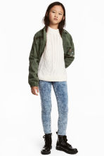 Tregging - Bleu washed out - ENFANT | H&M CH 1