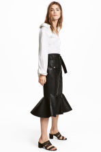 Skirt - Black - Ladies | H&M IE 1