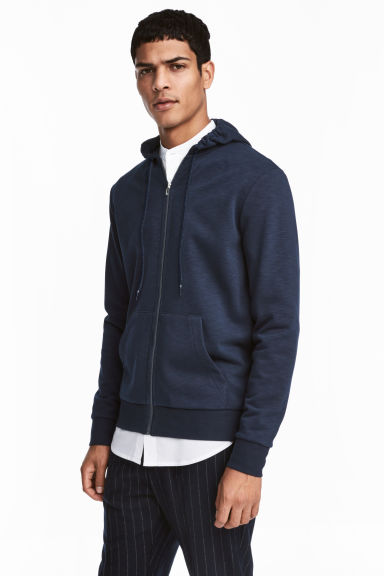 Sweatshirt Regular Fit Model