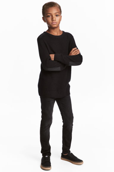 Superstretch Skinny Fit Jeans - Denim nero - BAMBINO | H&M IT 1