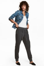 Joggers - Dark grey marl - Ladies | H&M CN 1