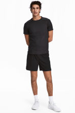Shorts da running - Nero - UOMO | H&M IT 1