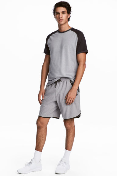 Short training - Gris chiné -  | H&M FR