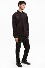 Velour Pants - Black - Men | H&M CA 1