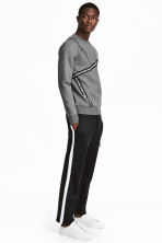 Sweatpants - Black -  | H&M 1