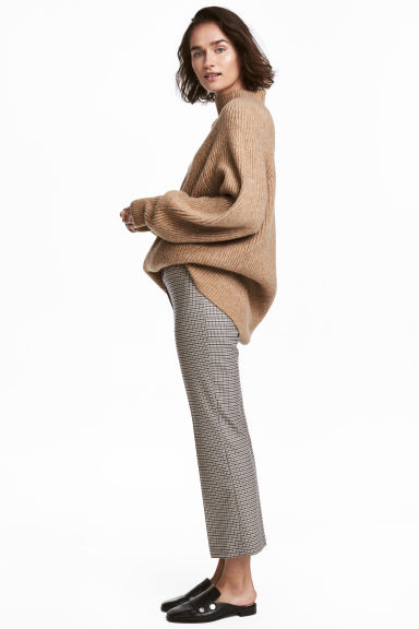 Knitted jumper - Camel - Ladies | H&M 1