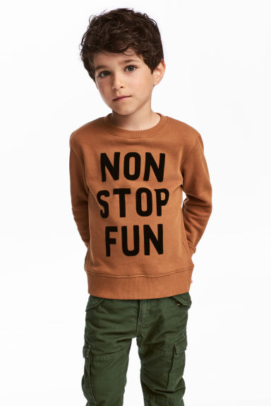 Sweater - Camel -  | H&M BE 1