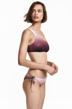 Bikini bottoms - Purple - Ladies | H&M CN 1