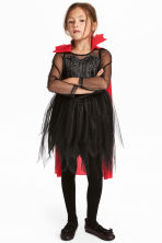 Fancy dress costume - Black/Red -  | H&M 1