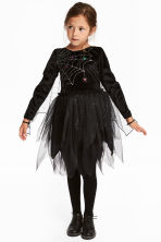 Fancy dress costume - Black/Cobweb -  | H&M 1
