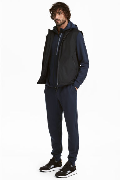 Sports joggers - Dark blue - Men | H&M IE 1