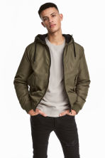 Padded jacket - Green - Men | H&M IE 1