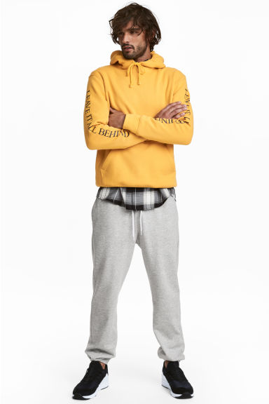 Sweatpants - Grey - Men | H&M 1