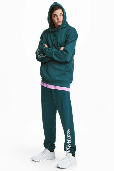 Sweatpants - Petrol - Men | H&M IE