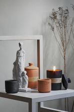 Grosse Duftkerze - Orange/Bergamot - HOME | H&M CH 1
