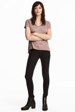 Superstretch trousers - Black - Ladies | H&M 1