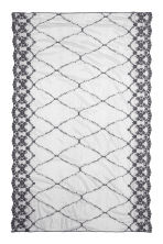Lace tablecloth - Grey - Home All | H&M CN 2