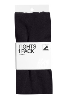 200 denier tights