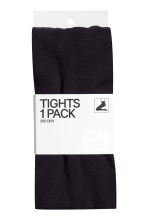 200 denier tights - Black - Ladies | H&M GB 2