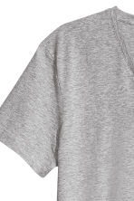 T-shirt stretch - Gris - HOMME | H&M FR 3