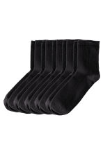 5-pack socks - Black - Ladies | H&M 1