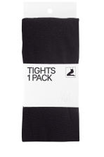Fleece tights - Black - Ladies | H&M 9