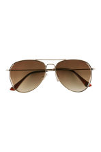 Sunglasses - Gold - Ladies | H&M IE 2