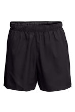 Running shorts - Black - Men | H&M CN 3