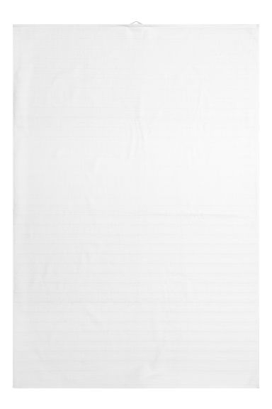 Serviette de bain - Blanc - Home All | H&M CA 1