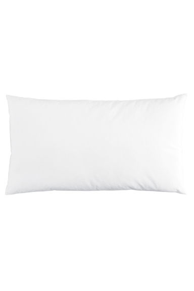 Inner cushion 50x90 - White - Home All | H&M CA 1