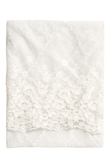 Nappe en dentelle - Blanc - Home All | H&M FR 1