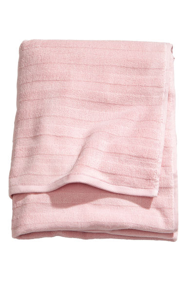 Drap de bain - Rose clair - Home All | H&M FR 1