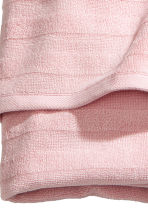 Drap de bain - Rose clair - Home All | H&M FR 2
