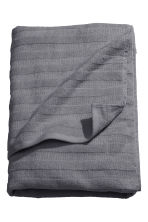 Drap de douche - Gris - Home All | H&M FR 1