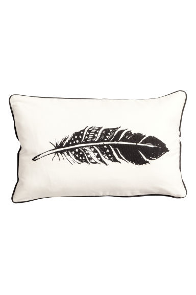 House de coussin en coton - Blanc - Home All | H&M FR 1