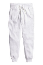 Sweatpants - Light grey - Men | H&M CN 3