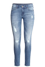 Jeans Super skinny fit - Blu denim chiaro - DONNA | H&M IT 3
