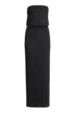 Maxi dress - Black - Ladies | H&M 2