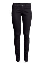 Skinny Low Jeans - Black - Ladies | H&M GB 2
