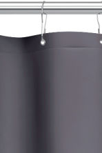 Shower curtain - Dark grey - Home All | H&M CN 3