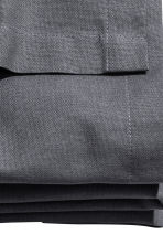 Cotton tablecloth - Dark grey - Home All | H&M CN 3