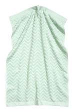 Jacquard-patterned hand towel - Mint green - Home All | H&M CN 2