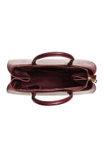 Borsa - Coccodrillo bordeaux - DONNA | H&M IT 3