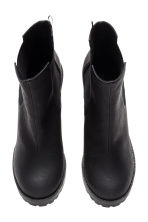 Platform boots - Black - Ladies | H&M GB 4