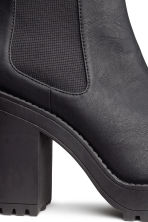 Platform boots - Black - Ladies | H&M GB 6